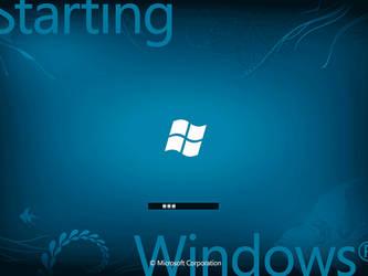 Windows 8 M3 Startup