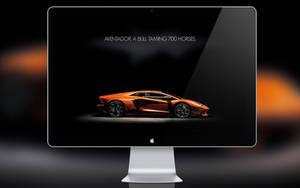 Lamborghini Aventador LP700-4 by Freacore