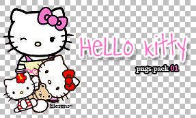 Hello Kitty PNGS 01