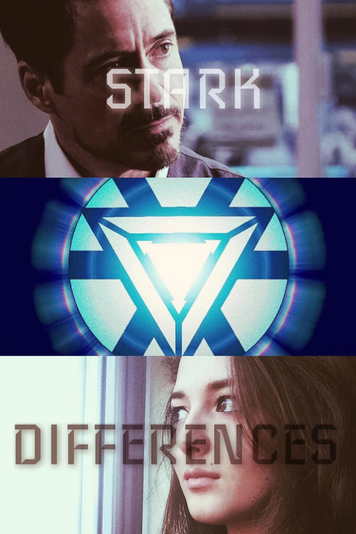 Stark Differences (Tony Stark's Daughter) - Ch 8 by JA