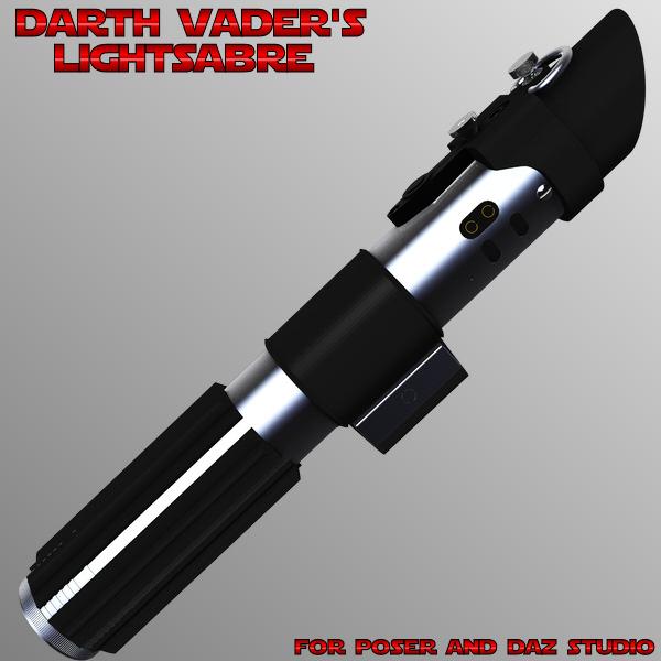 Darth Vader's Lightsabre