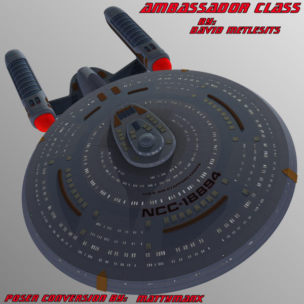 Ambassador Class by mattymanx