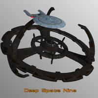 Deep Space 9 by mattymanx