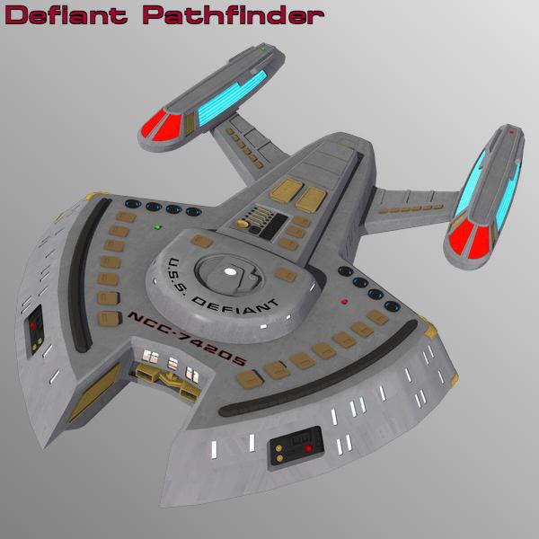 Defiant Pathfinder