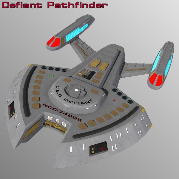 Defiant Pathfinder by mattymanx