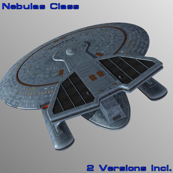 Nebula Class by mattymanx