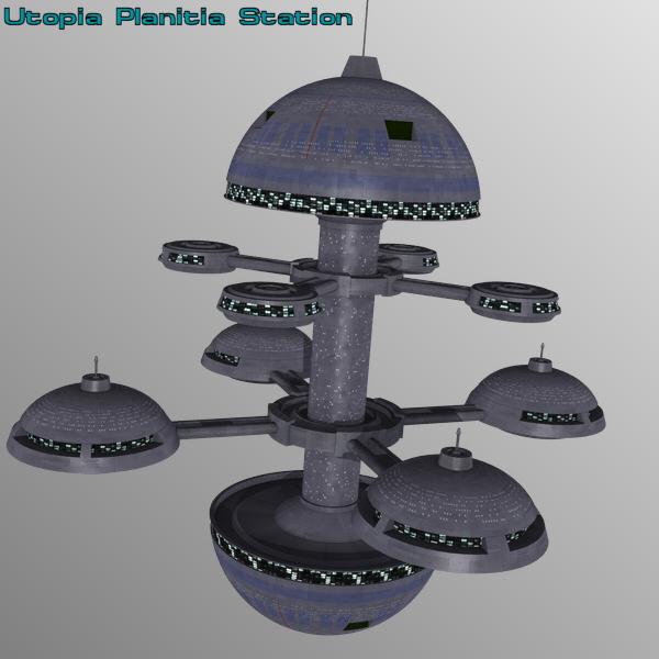 Utopia Planitia Station