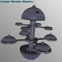 Utopia Planitia Station by mattymanx