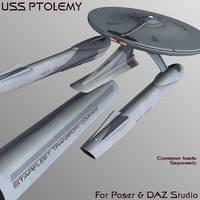 USS Ptolemy by mattymanx