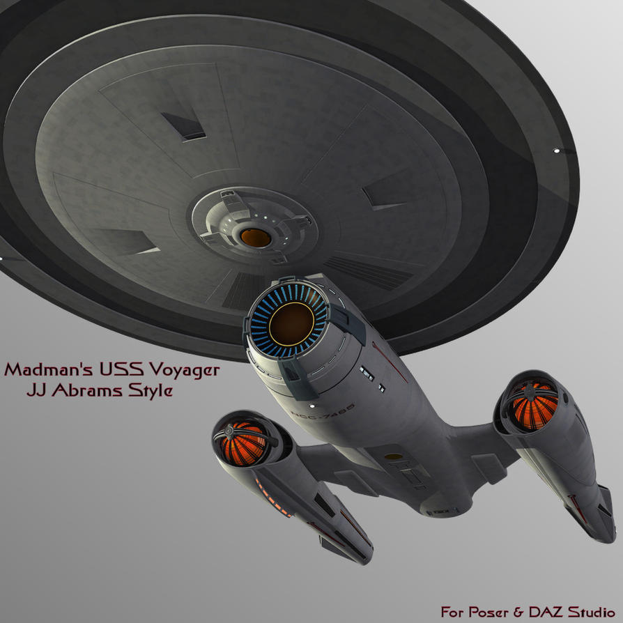 MM-USS Voyager by mattymanx