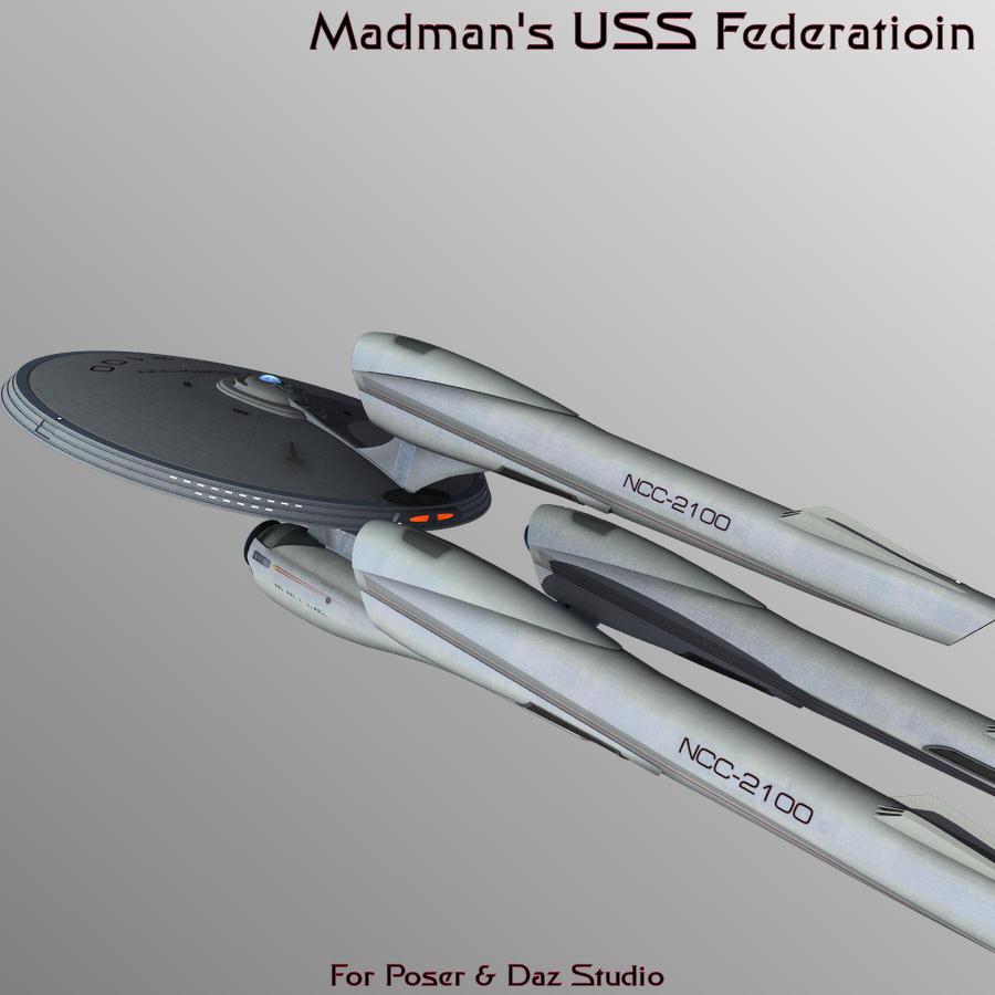 MM-USS Federation by mattymanx