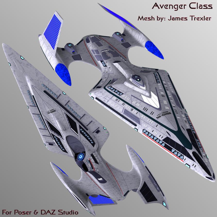 Avenger Class by mattymanx