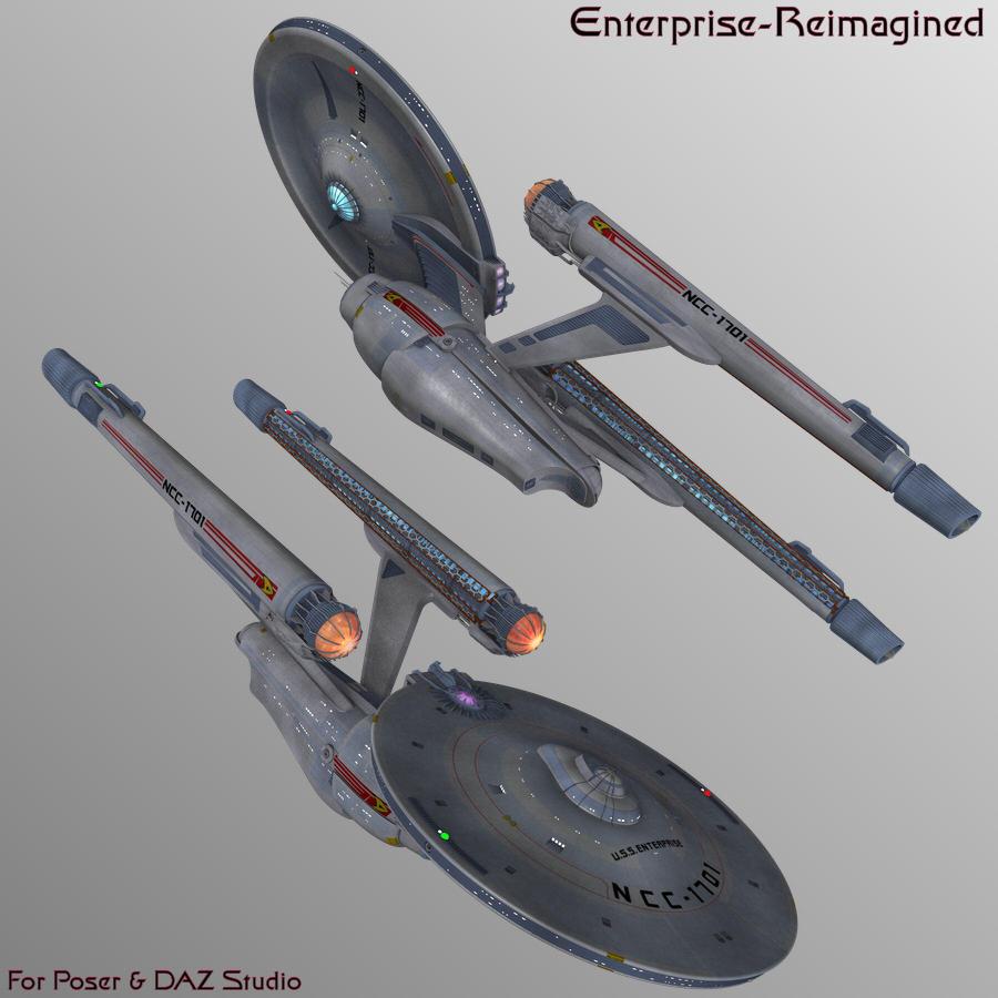 reimagined uss enterprise ncc - photo #19