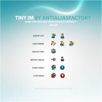 Tiny IM Icons