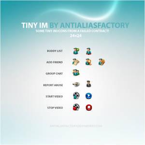 Tiny IM Icons