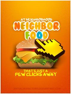 NeighbourFood Theme