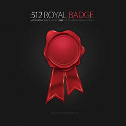 Royal Badge Icon