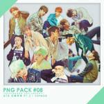 PNG PACK#8 - BTS 14PNGs - By Yangyanggg