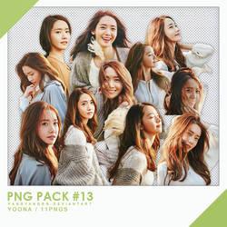 PNG PACK#13 - Yoona 11PNGs - By Yangyanggg