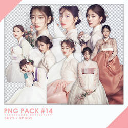 PNG PACK#14 - Suzy 9PNGs - By Yangyanggg