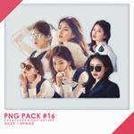 PNG PACK#16 - Suzy 6PNGs - By Yangyanggg