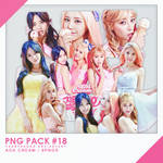 PNG PACK#18 - AOA Cream 8PNGs - By Yangyanggg
