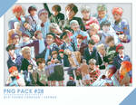 PNG PACK#28 -  BTS Forever 32PNGs - By Yangyanggg