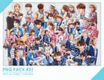 PNG PACK#31 -   BTS in Dubai 32PNGs - By Yangyangg
