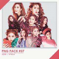 PNG PACK#37 -  Somi 9PNGs - By Yangyanggg by Yangyanggg