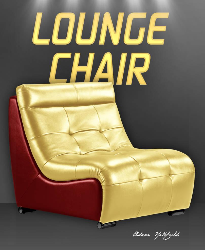 00ecfffce4b0 Lounge Chair by Adam-Hatfield-Design on DeviantArt