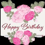 Happy Birthday Delice