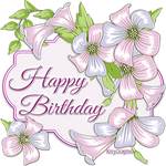 Happy Birthday Martha by KmyGraphic