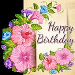 Happy Birthday ISA by KmyGraphic