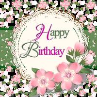 Happy-Birthday Tatyana by KmyGraphic
