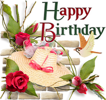 HappyBirthday Audra by KmyGraphic