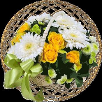 Flower baskets by KmyGraphic
