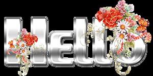 Hello by KmyGraphic