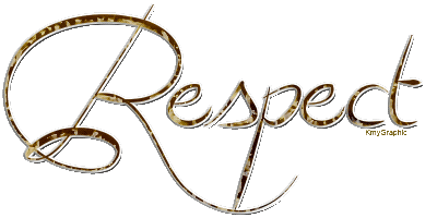 Respect by KmyGraphic