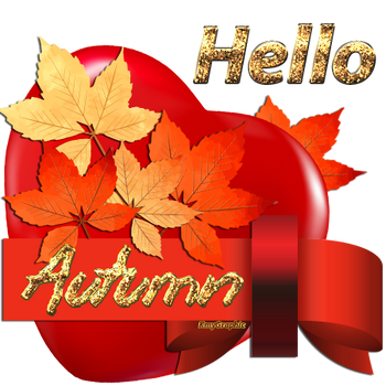 HELLOAutumn by KmyGraphic