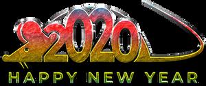 2020 Rat-Year by KmyGraphic