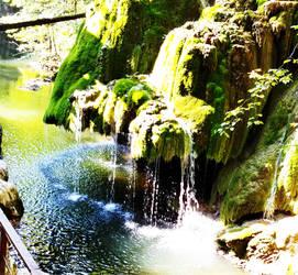 BIGAR- ROMANIA Spectacular waterfall collapse !