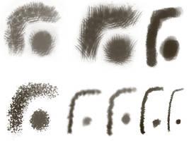 GIMP Animated Brushes - 3 by Filsd