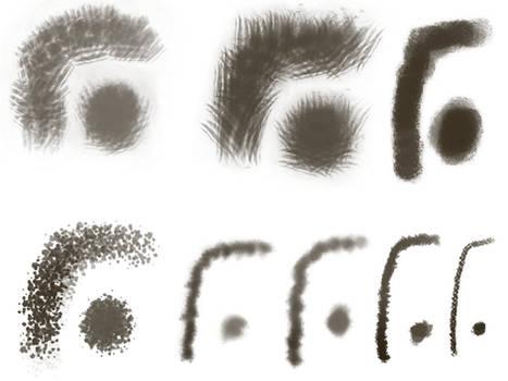 GIMP Animated Brushes - 3