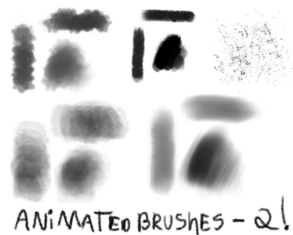 gimp 2 brushes