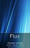 -Flux Wallpaper