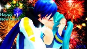 Happy New Year! (Version 2) by Vocalkokoro