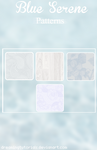Blue Serene Patterns