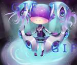 DJ Sona by Theodoratrollface