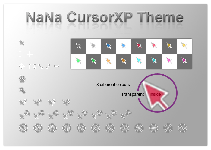 Nemesis II for CursorFX
