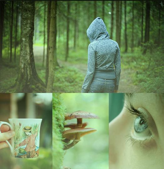 Green tea action by Bokehlie